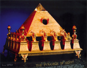 The 7 Wonders of the World – The Great Pyramid of Gizeh