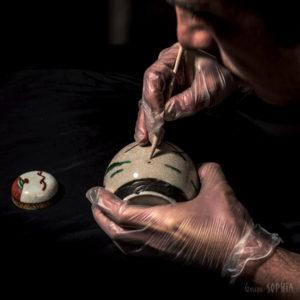 Ceramics restoration